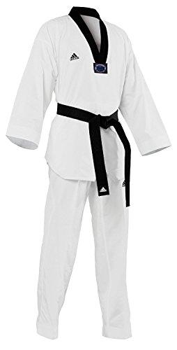 adidas Taekwondo Dobok, Black-V (3/170cm)