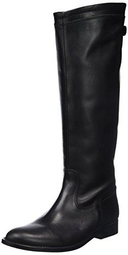 Jonak2132 - Stivali da Equitazione Donna , nero (Noir (26)), 40 EU