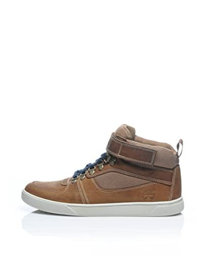 Timberland Sneaker Alta [Marrone]