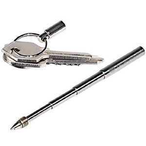 True Utility Telepen Telescopic Pen