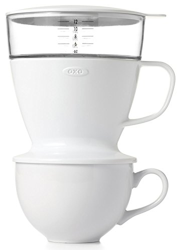 Oxo Coffee Maker Red Light : OXO Good Grips Auto Drip Pour Over Coffee Maker - Gourmet Coffee & Equipment
