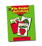 File Folder Activities Centers Early Childhood