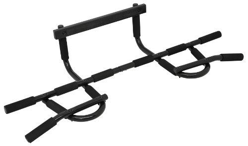 Multi-Gym Türreck Stange / Reckstange - Klimmzugstange für die Türmontage schwarz