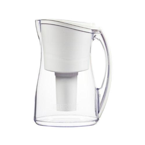 Brita Marina Water Filter Pitcher White 8 Cup Top Rate