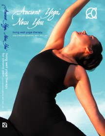 Ancient Yoga, New You Yoga Therapy for Pain Relief with Ginger Garner