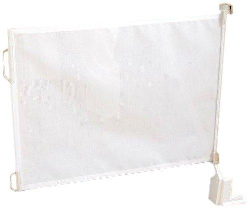Dreambaby Retractable Gate, White
