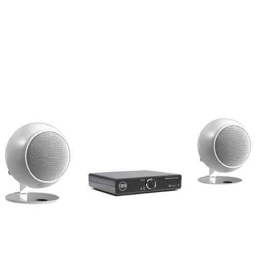 Orb Audio Mini T And Speaker Package - Pearl White