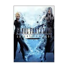 Final fantasy VII advent children prologue (Shueisha V-Jump)