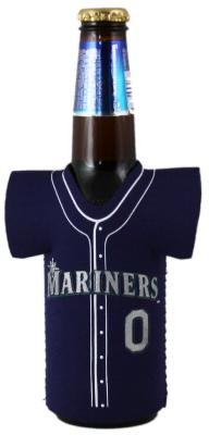 SEATTLE MARINERS MLB BOTTLE JERSEY KOOZIE COOLER COOZIE at Amazon.com