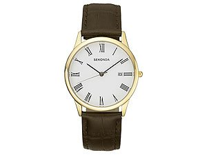 Sekonda Gents Strap Watch 3676