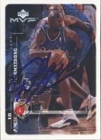 Darrell Armstrong Orlando Magic 1999 Upper Deck MVP Autographed Hand Signed Trading... by Hall+of+Fame+Memorabilia
