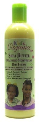 Africa's Best Kids Organics Hair Lotion, Shea Butter Detangling Moisturizing