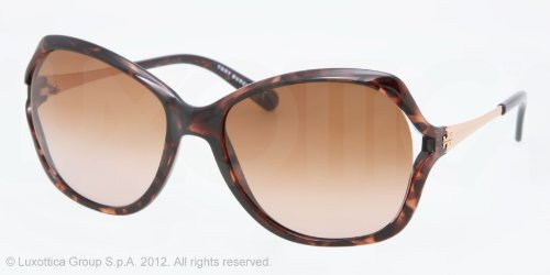 Tory Burch Tory Burch TY7035 Sunglasses - 510/13 Tortoise (Brown Gradient Lens) - 58mm