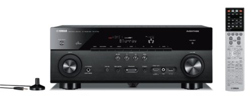 Yamaha RX-A730 7.2-Channel Network AVENTAGE Home