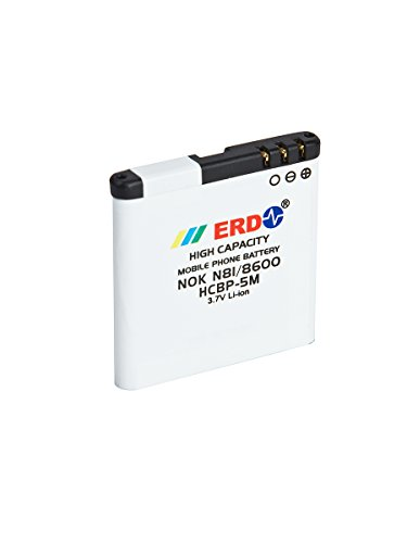 ERD 850mAh Battery (For Nokia N81/82/7390/5610/8600L/5700/6110/6500)