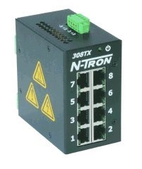 N-tron Ethernet Switch 308TX