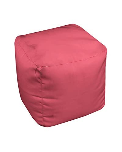 e by design Decorative Solid Pouf