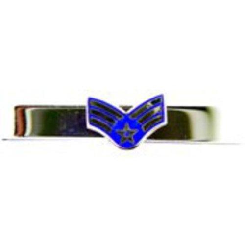 U.S. Air Force E4 Senior Airman Tie Clasp