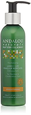 Best Cheap Deal for Andalou Naturals Revitalizing Lash Plus Lid Makeup Remover, 6 Ounce by Aroma Naturals - Free 2 Day Shipping Available