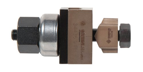 Greenlee 229 Electronic Connector Panel Punch, 9 Pin