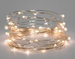 """HIGH QUALITY DECORATIVE CHRISTMAS/PARTY/PATIO/FAIRY STAR """"RICE"""" LIGHTS. 33 ft. of Warm White LED lights on Copper Wire. Static, Dimmable, or Flashing light. Dimmer/Flash Module and Remote Control Included."""