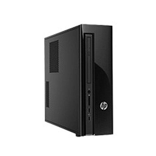 HP M1Z96EA - Ordenador de sobremesa (Intel Celeron J1800, 4 GB de RAM, 500 GB de disco duro, Windows 8.1 actualizable gratuitamente a Windows 10)