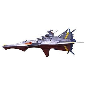 不思議の海のナディア N-ノーチラス号 (1/1000スケール プラモデル)