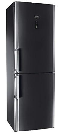 Hotpoint EBOH 18243 F SL réfrigérateur-congélateur - réfrigérateurs-congélateurs (Autonome, Graphite, Bas-placé, A+, SN, ST, T, Non, 4*)