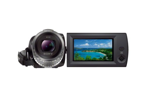 Check Out This Sony HDRCX330/B Video Camera with 2.7-Inch LCD (Black)