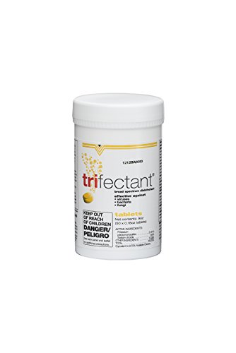 Artikelbild: Tomlyn Trifectant Disinfectant Tablet, 50-Count by Tom Lyn