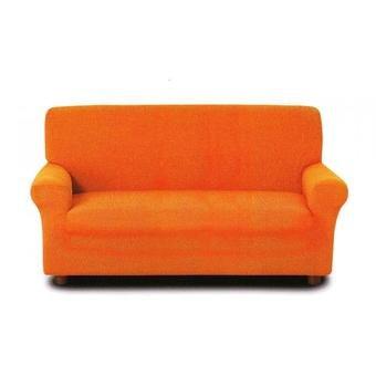 Copridivano 3 posti sofa cover in tessuto bielastico col - Copridivano fai da te ...