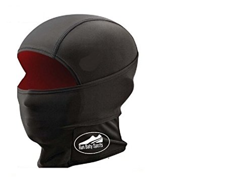 Balaclava: Full Face Mask For Outdoor Sports by Run Baby Sport (black) (Warm Weather Running Gear compare prices)