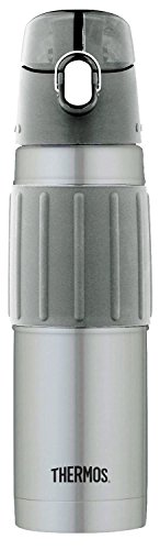 Thermos Vacuum Insulated 18-Ounce Stainless-Steel Hydration Bottle front-951874