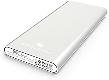 ZeroLemon Y909 9000mAh Portable Power Bank