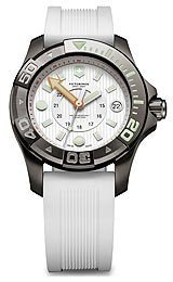 Victorinox Swiss Army Dive Master 500 White Dial Ladies Watch 241556 by Victorinox