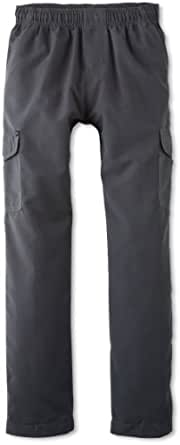 Quiksilver Big Boys' Kamotion Cargo Pant, Grey, X-Large