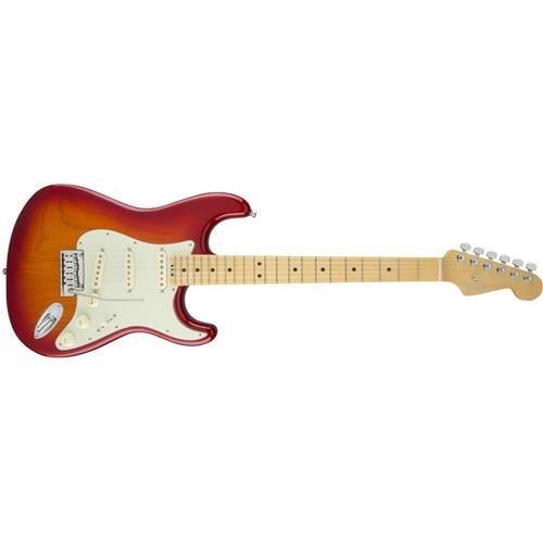 Fender American Elite Stratocaster - Aged Cherry Sunburst (Fender Elite Stratocaster compare prices)