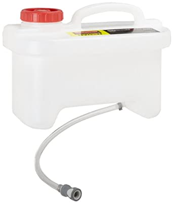 Rubbermaid Commercial FGQ966000000 Pulse High-Capacity Cleaning Liquid Caddy, 2-Gallon