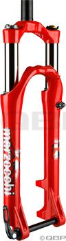 2012 Marzocchi 4X Suspension Fork QR15 Red 100mm