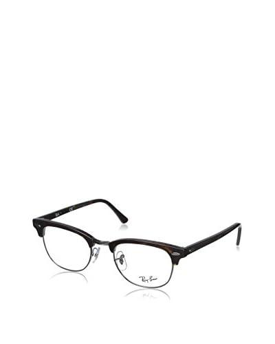 Ray-Ban Clubmaster Square Eyeglasses,Dark Havana
