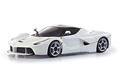 Kyosho Mini-Z MR-03S LaFerrari RC Car, White