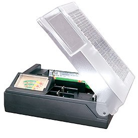 Solar Powered Ni-MH/Ni-Cd Battery Charger