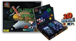 Exploring Space Interactive Cd Rom Space Shuttle Space Mobile Kit - 1