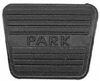 Dorman 20738 PEDAL-UP! Parking Brake Pedal Pad (1967 Chevelle Parts compare prices)