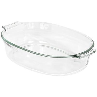 Pyrex Bakeware 2-Quart Oval Roaster