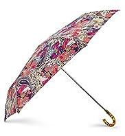 Per Una Paisley & Floral Crook Umbrella