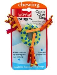 Chew Ring Catnip Cat Toy