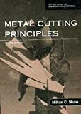 img - for Metal Cutting Principles book / textbook / text book