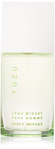 Issey Miyake LEau DIssey Pour Homme Yuzu Eau De Toilette Spray (Limited Edition) 125ml