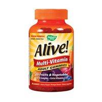 Nature's Way Alive Adult Multi-Vitamin Gummies